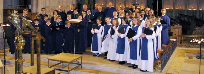 Priory Choirs