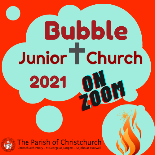 bubble junior church