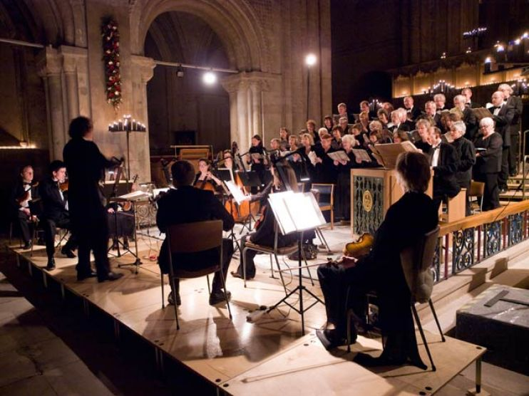 Music at Christchurch Priory